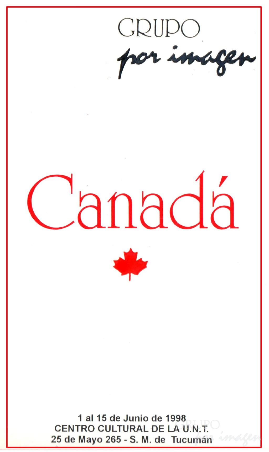 """""""Canadá"""""""