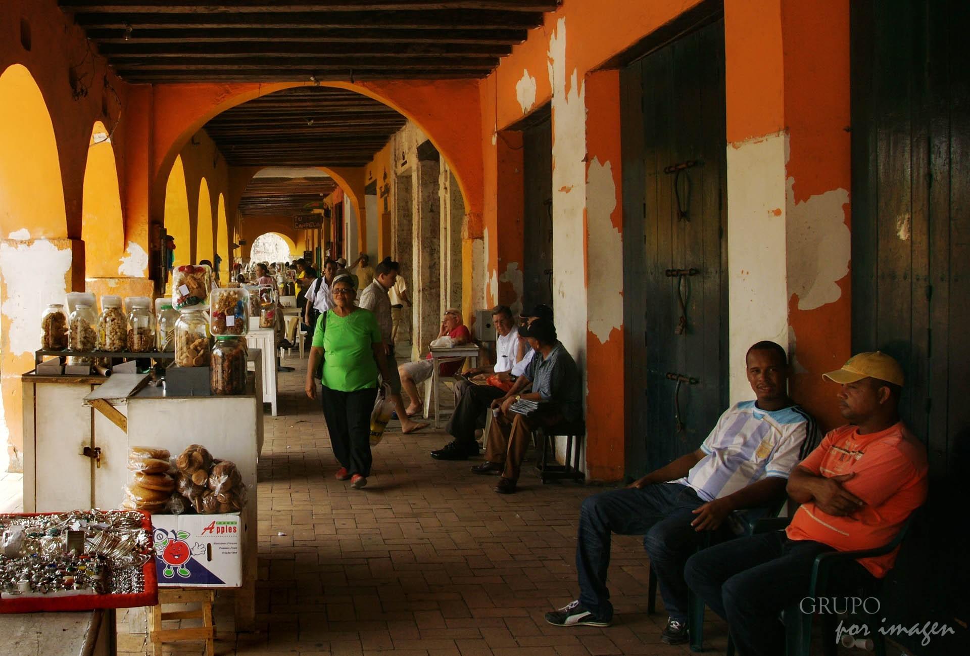 Cartagena de las Indias / Efraín David