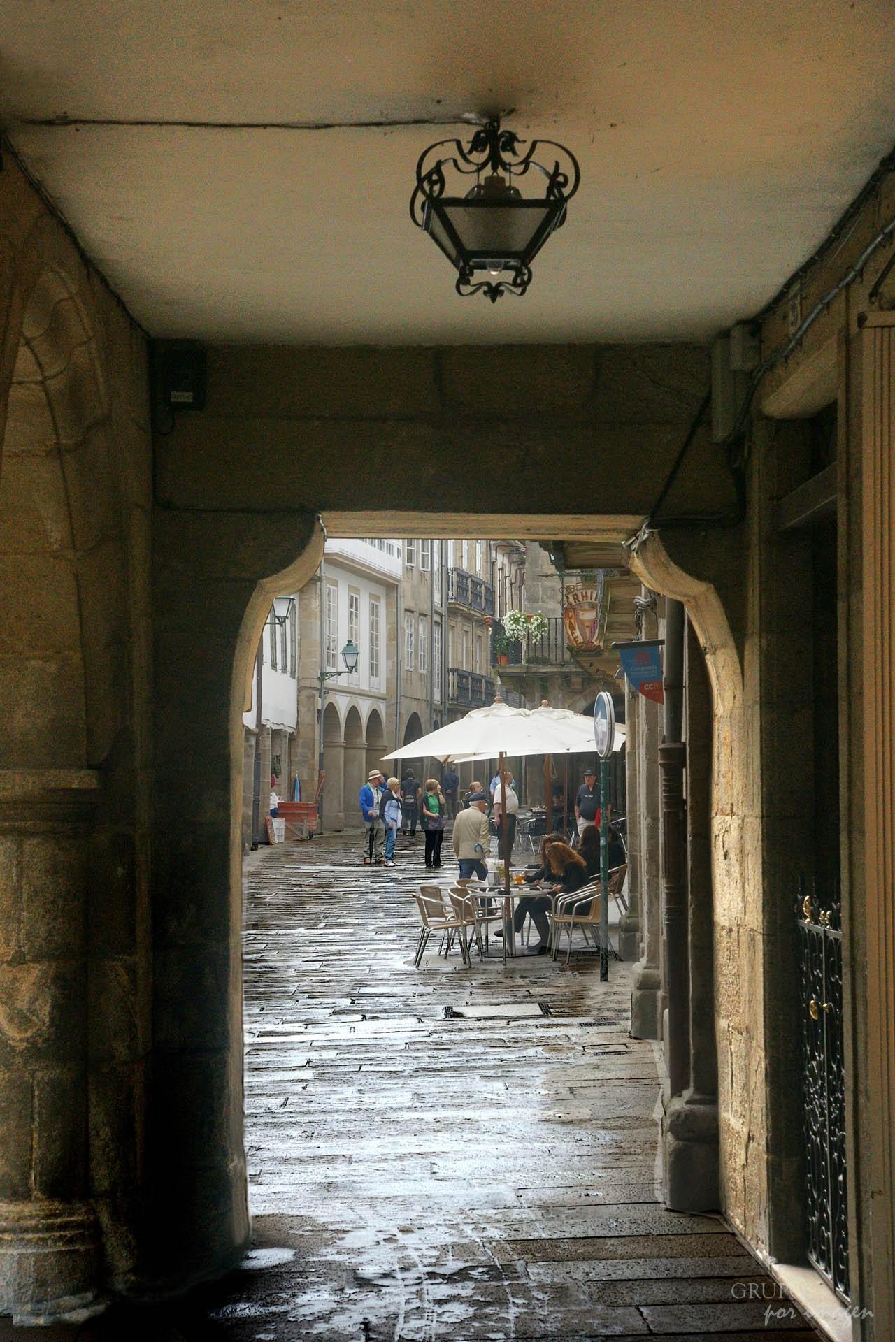 Santiago de Compostela / Efraín David