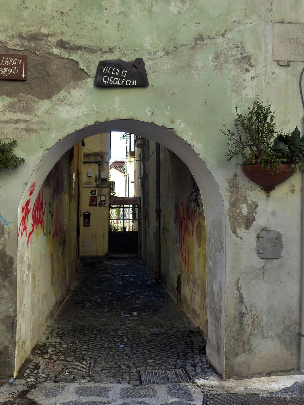 Salerno – Italia / Efraín David