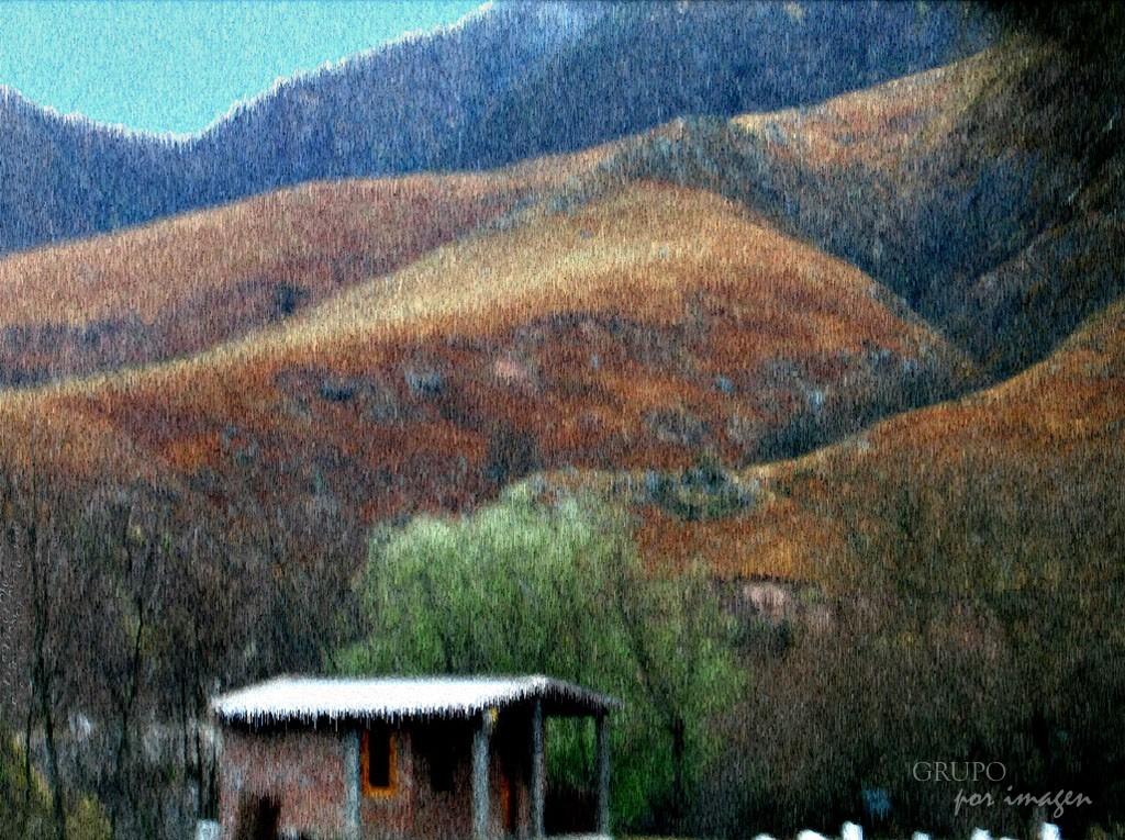 Camino a los Valles / Ana Lía Sorrentino