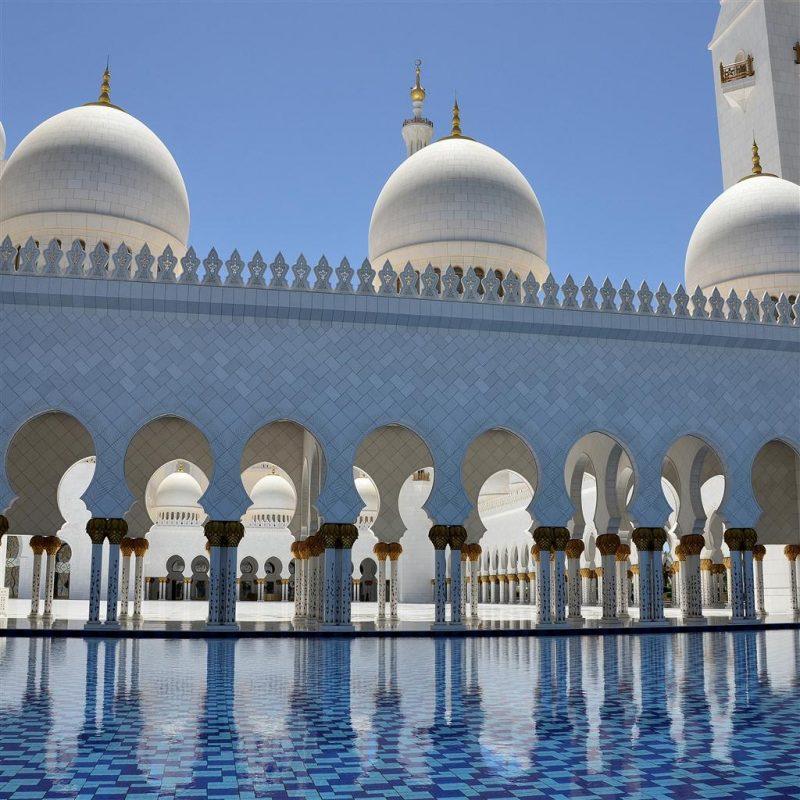 Gran Mezquita- Abu Dhabi