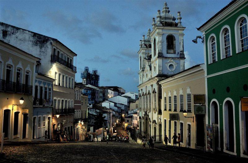 Salvador de Bahía- Brasil