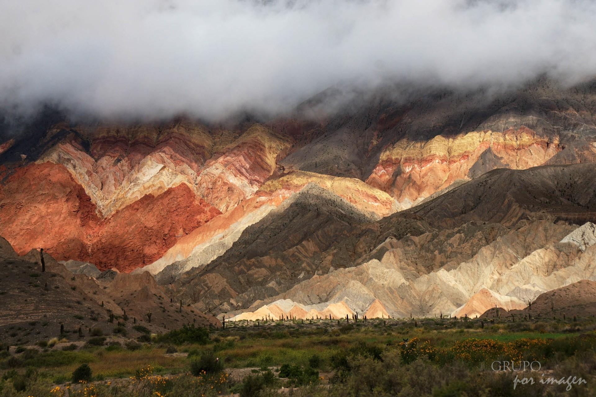 Desde el Tren a las Nubes / Efraín David
