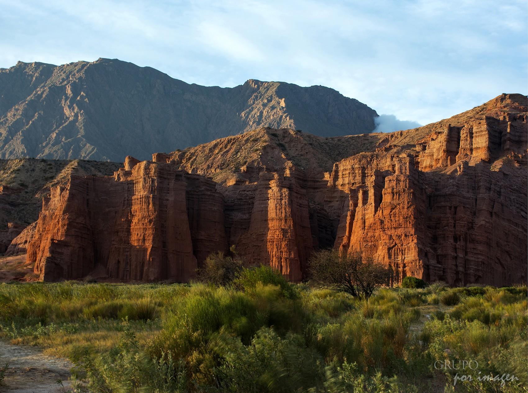 Los Castillos – Quebrada de Las Conchas – Salta / Graciela Lavado