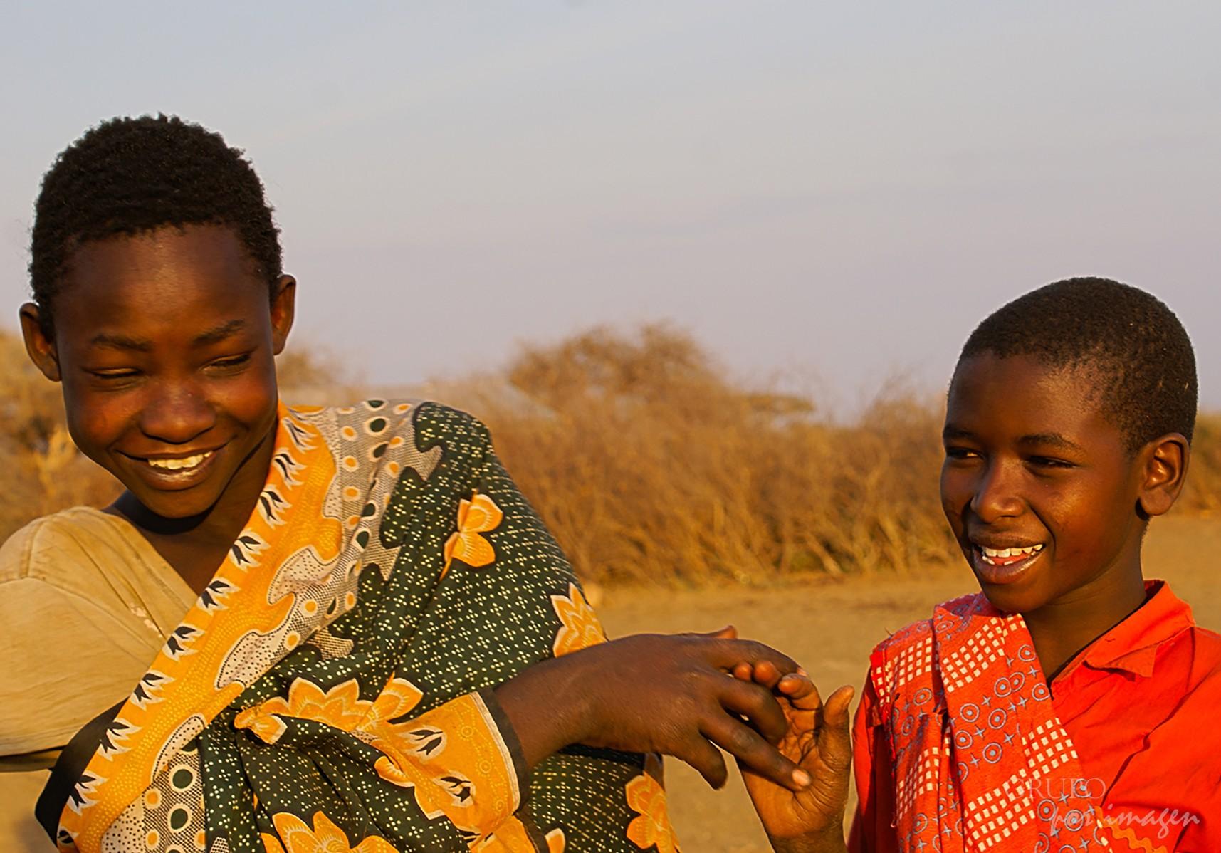 Niños Massai Mara – Kenya / Graciela Lavado