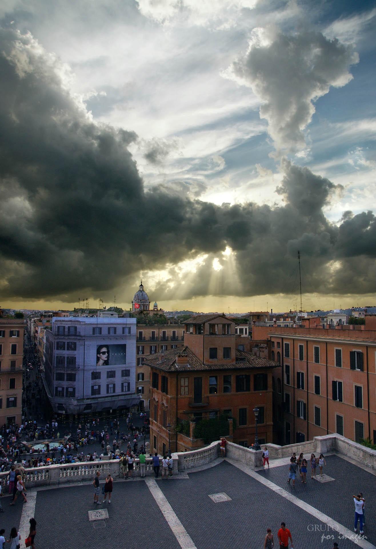 Roma / Efraín David