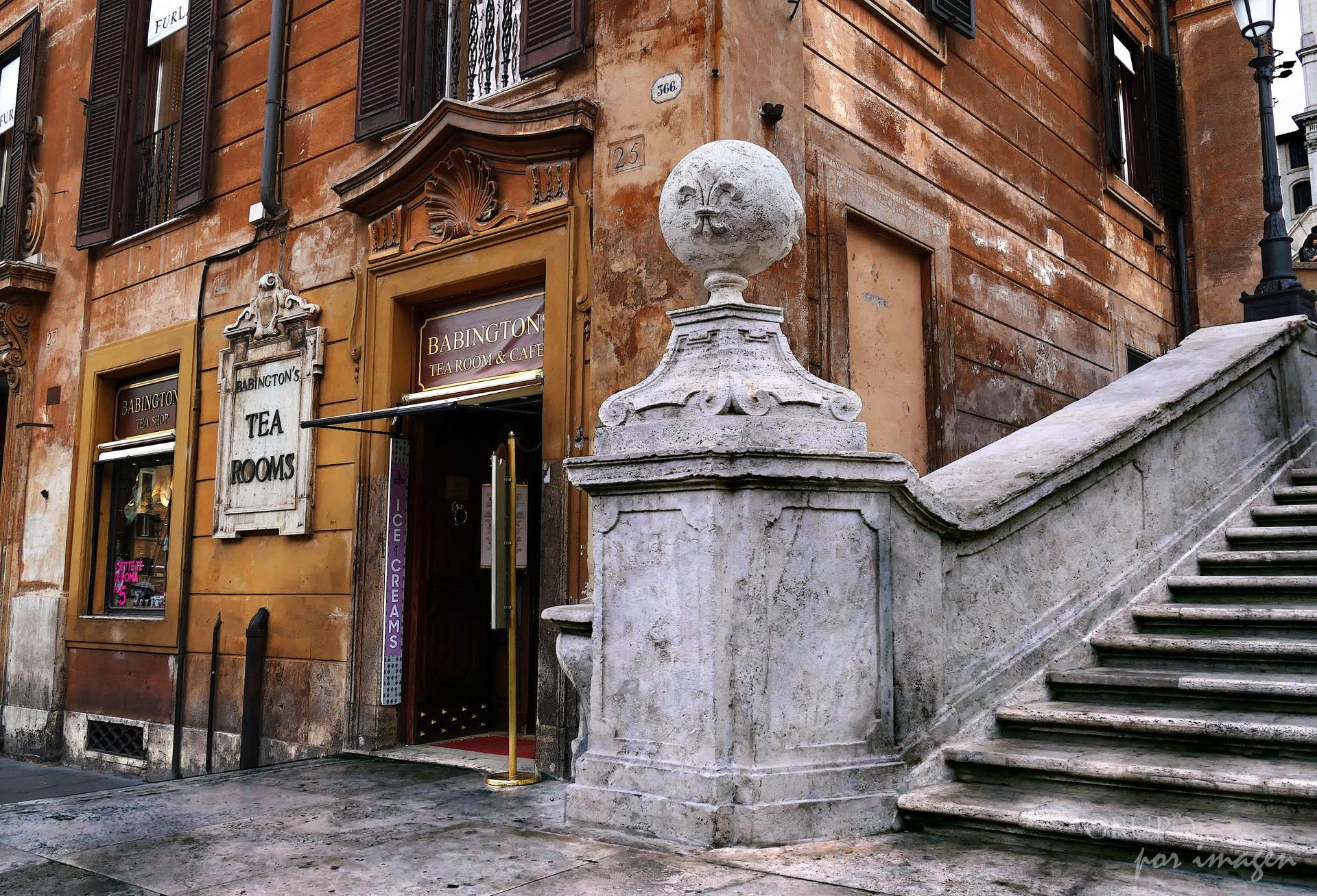 Roma (3) / Efraín David
