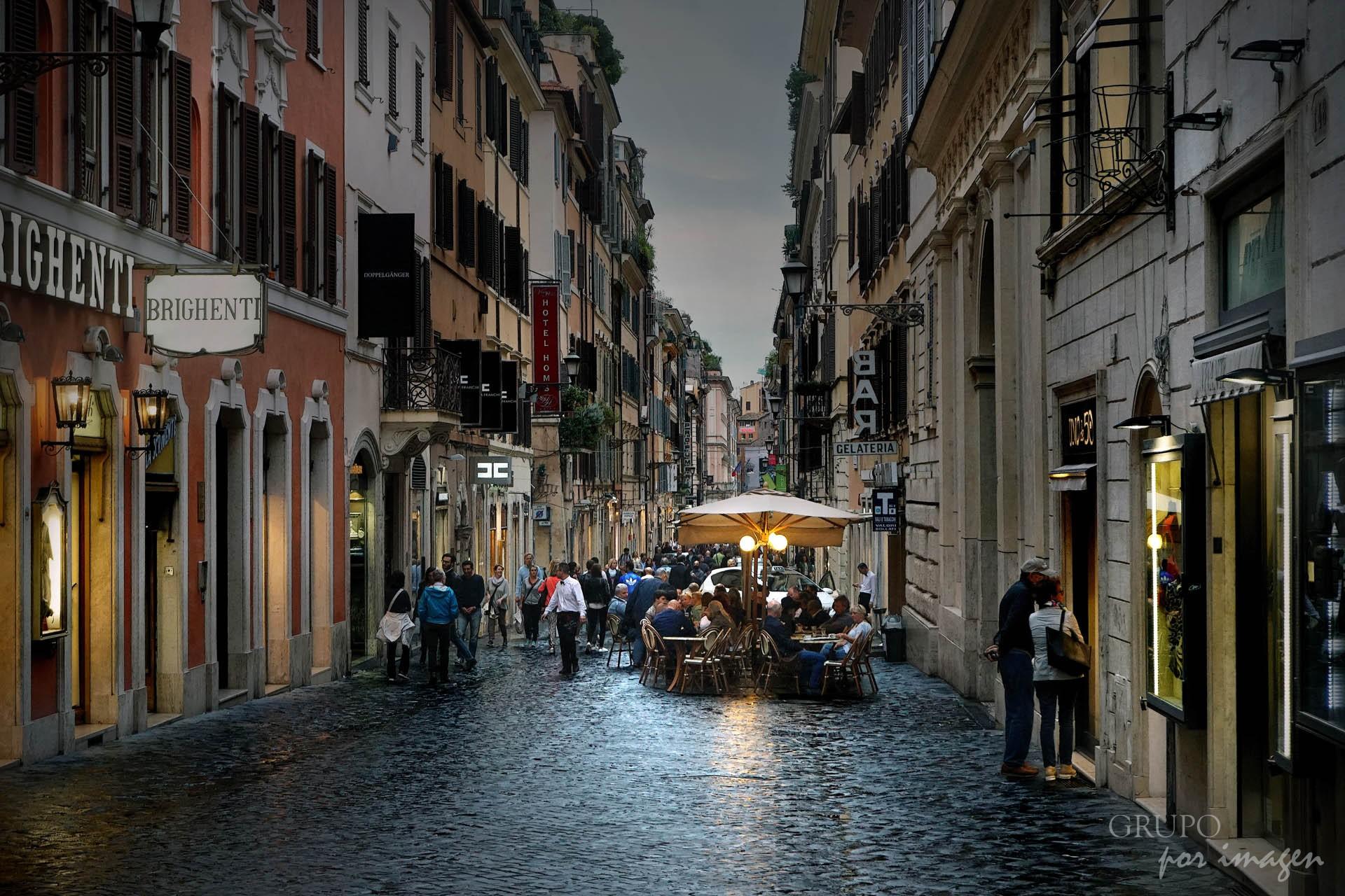 Roma (4) / Efraín David