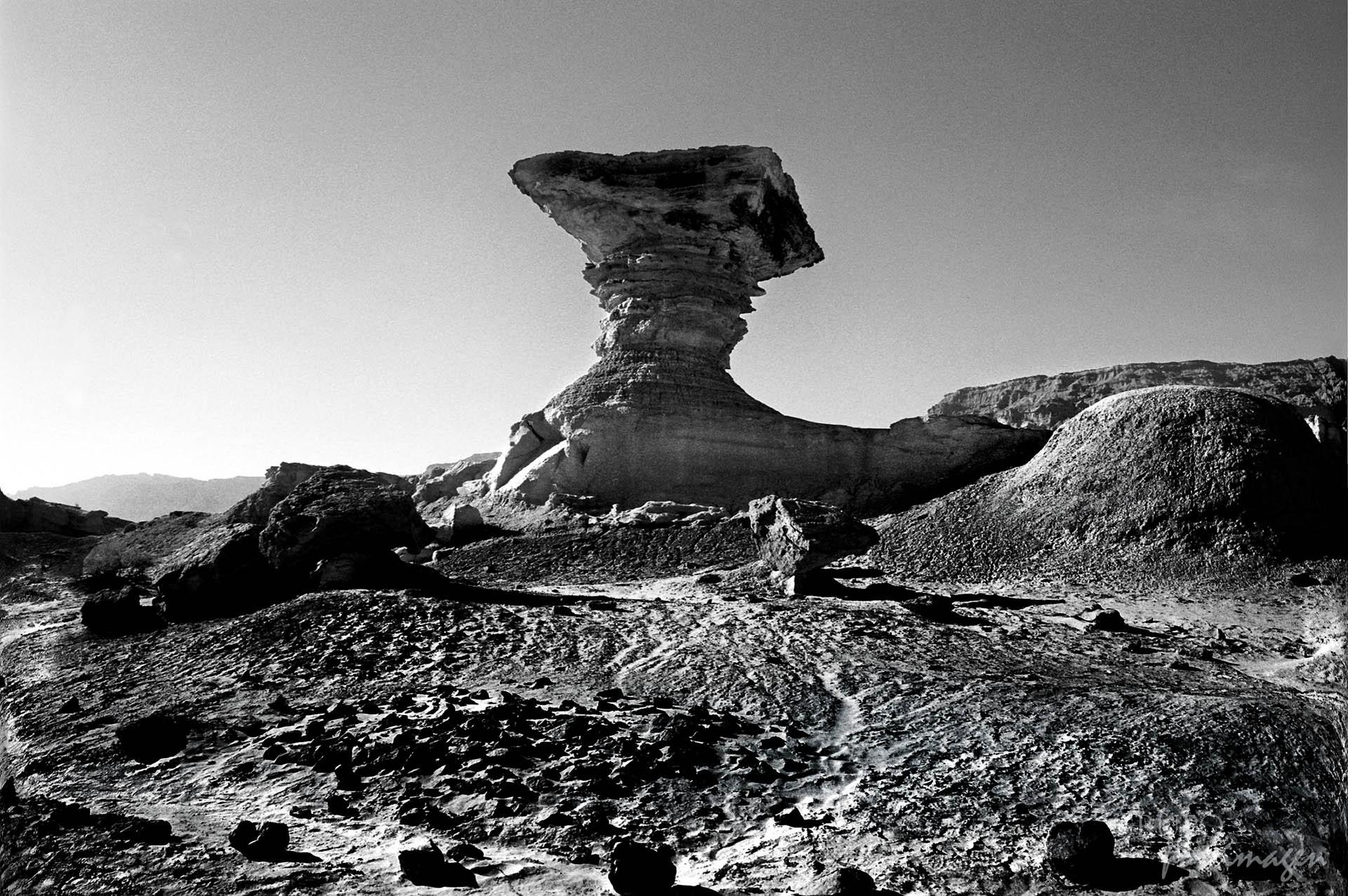 Valle de la Luna / Efraín David