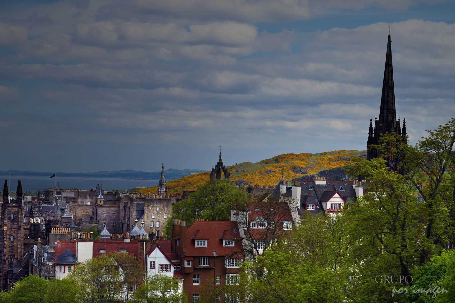 570 b Edimburgo (118) TAB / Efraín David