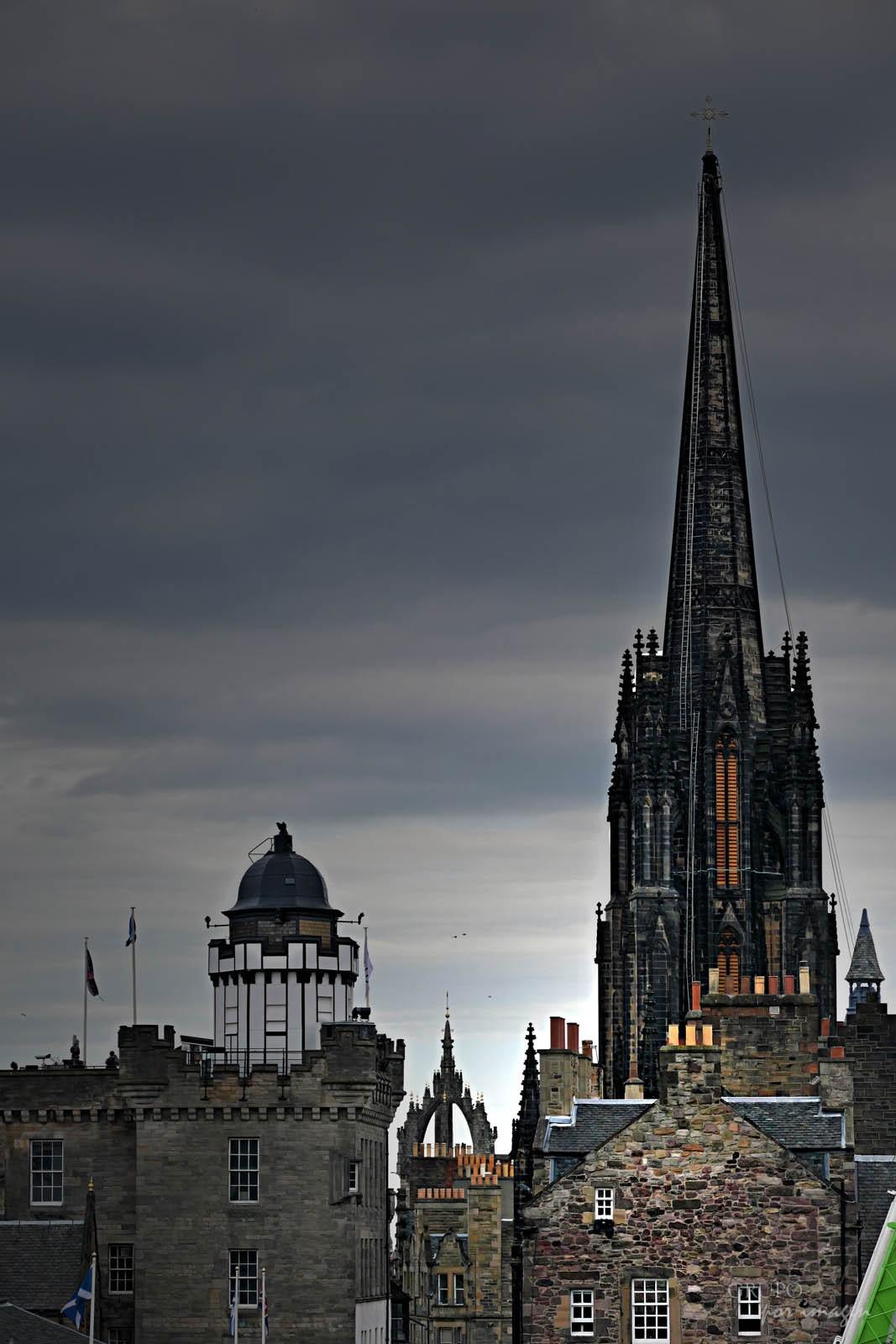 650 b Edimburgo (134) TAB / Efraín David