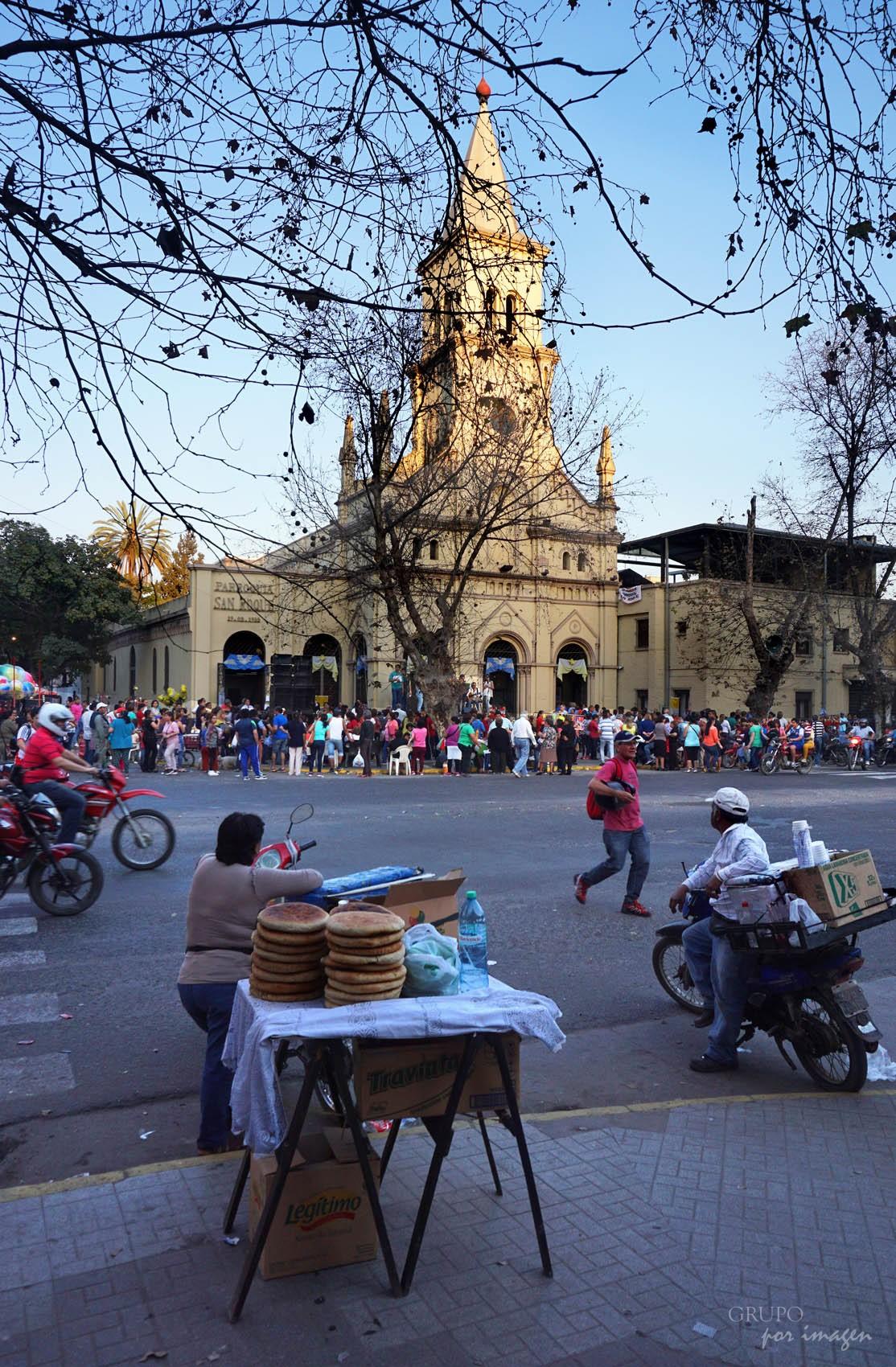 Fiesta de San Roque / Efraín David