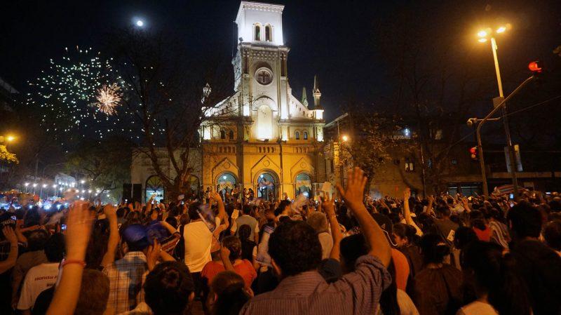 Festividad de San Roque – San M. de Tucumán