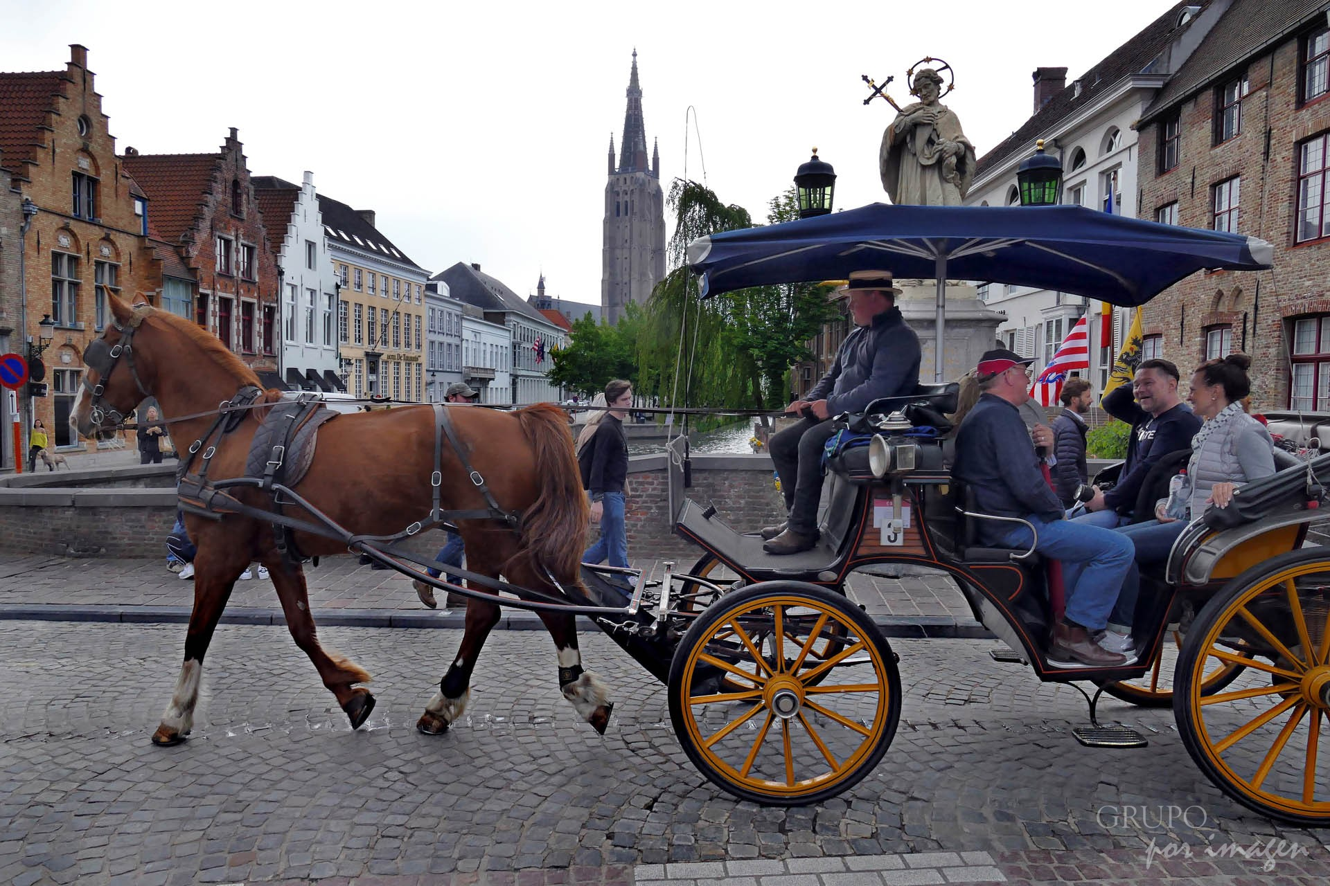 Brujas (Bélgica) / Efraín David