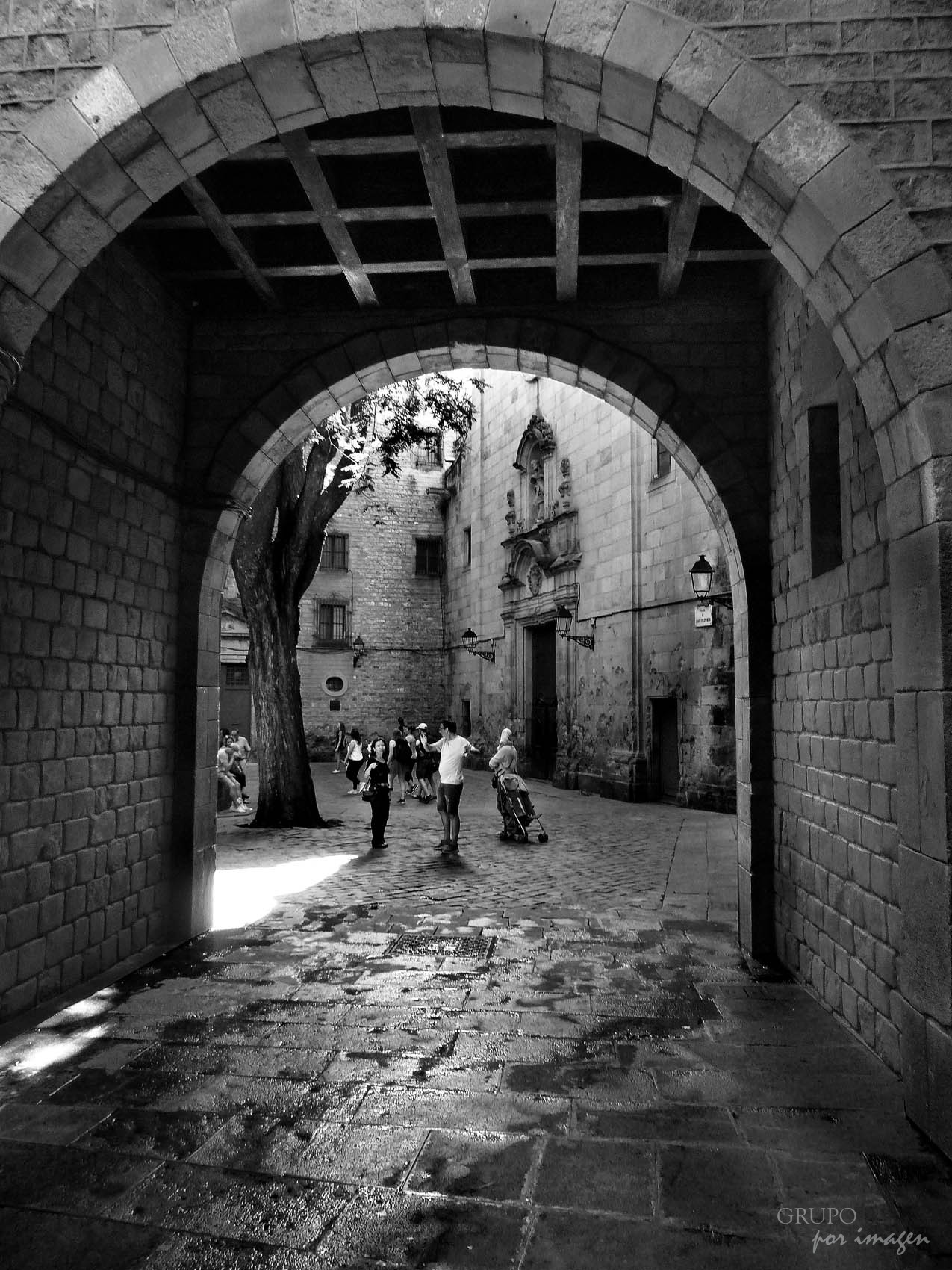 Barcelona / Efraín David