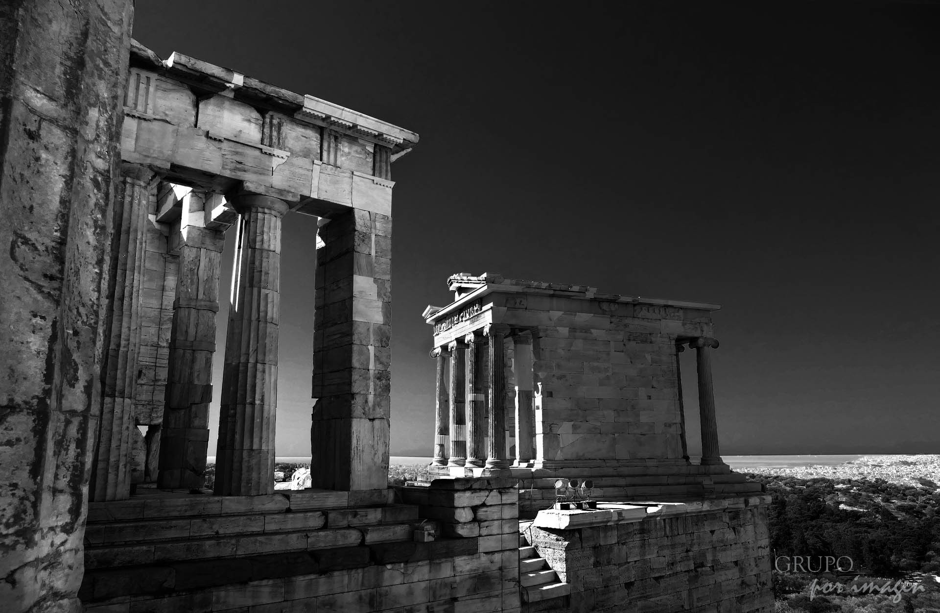 Atenas / Efraín David