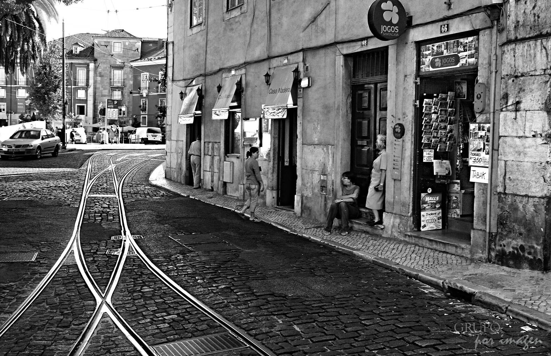 Lisboa / Efraín David