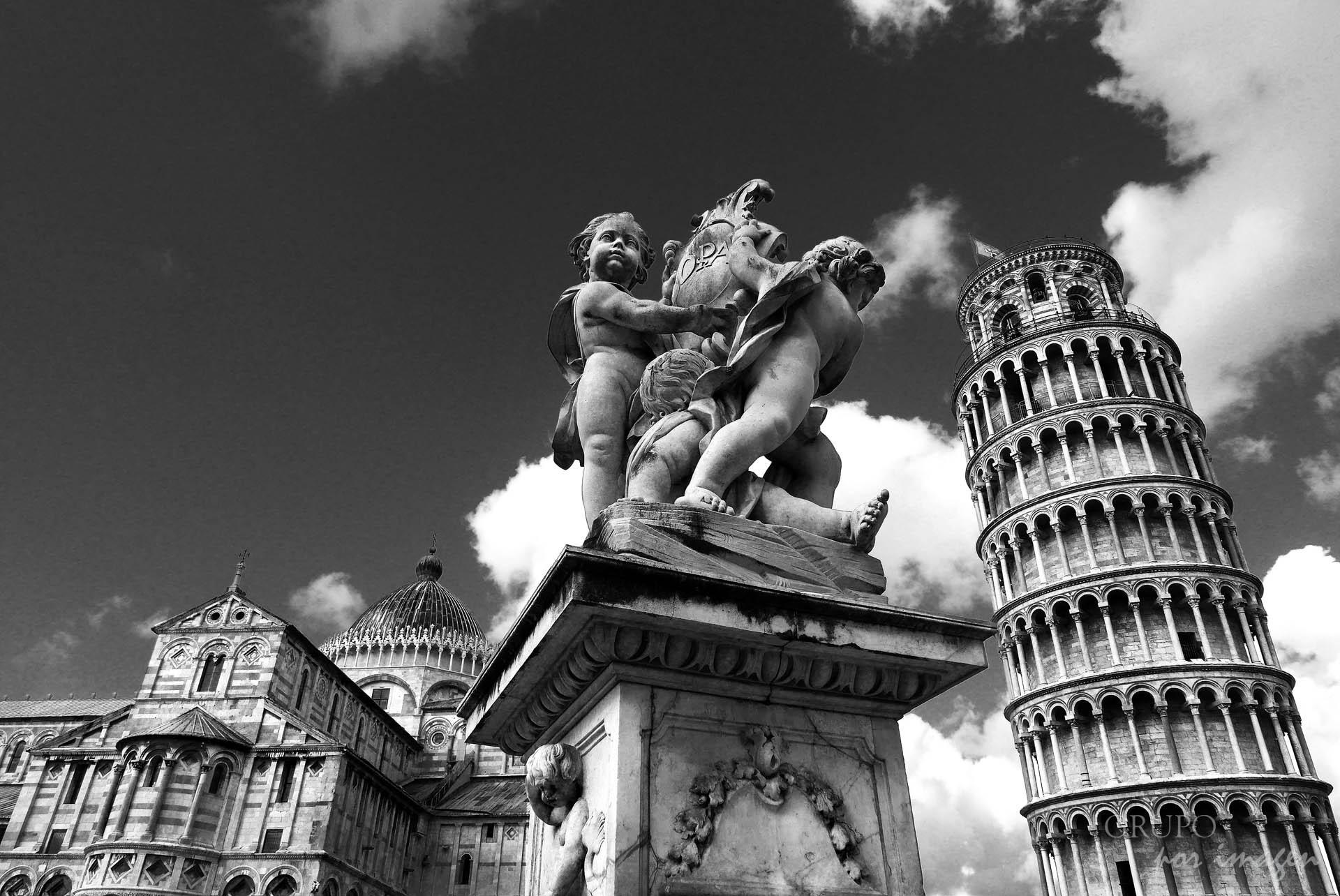 Pisa (Italia) / Efraín David