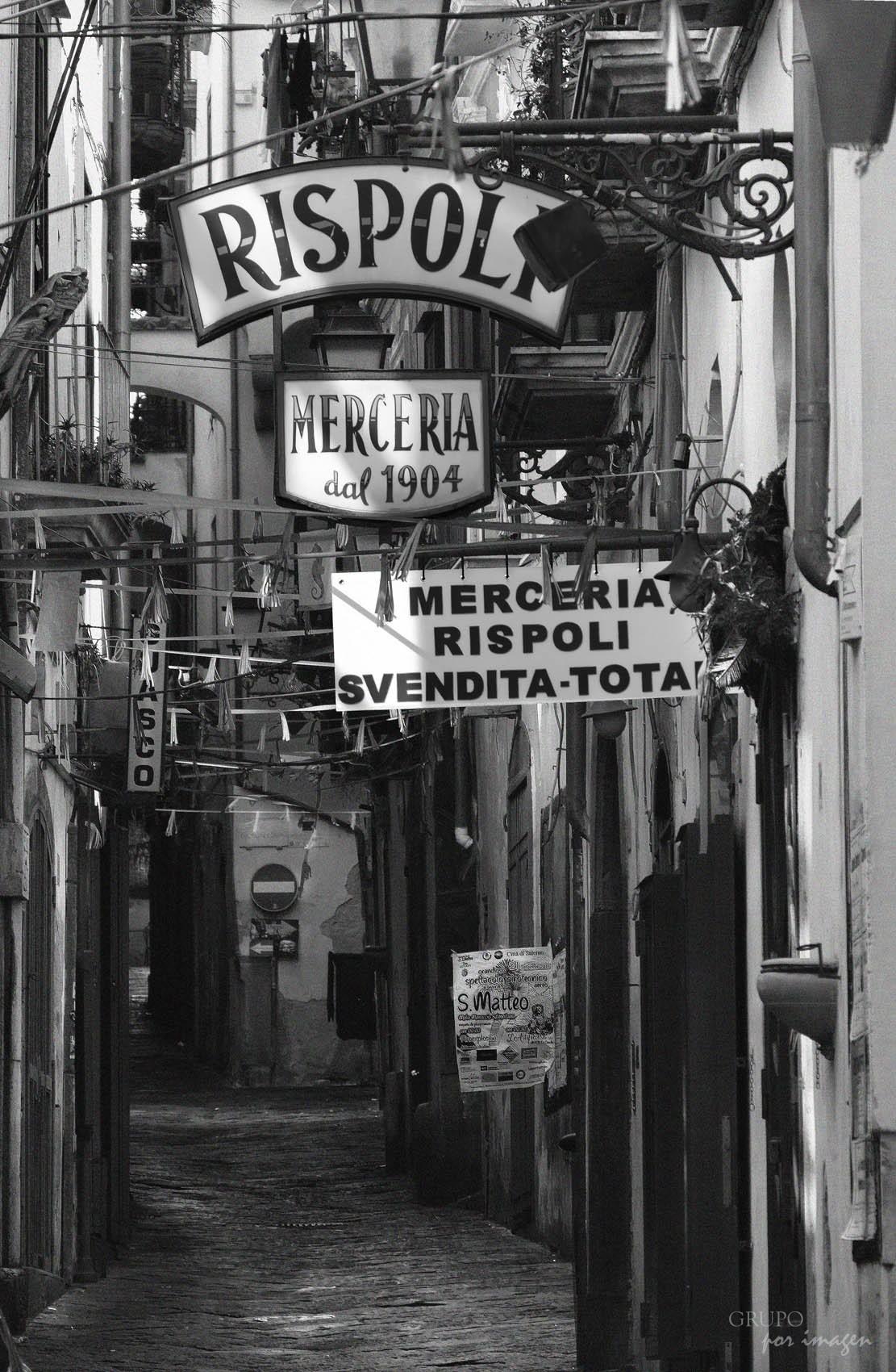 Salerno (Italia) / Efraín David