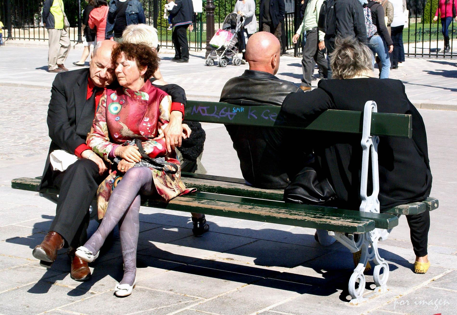 Paris y su gente / Luis Cutín
