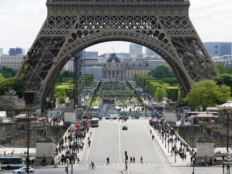 Postales de Paris