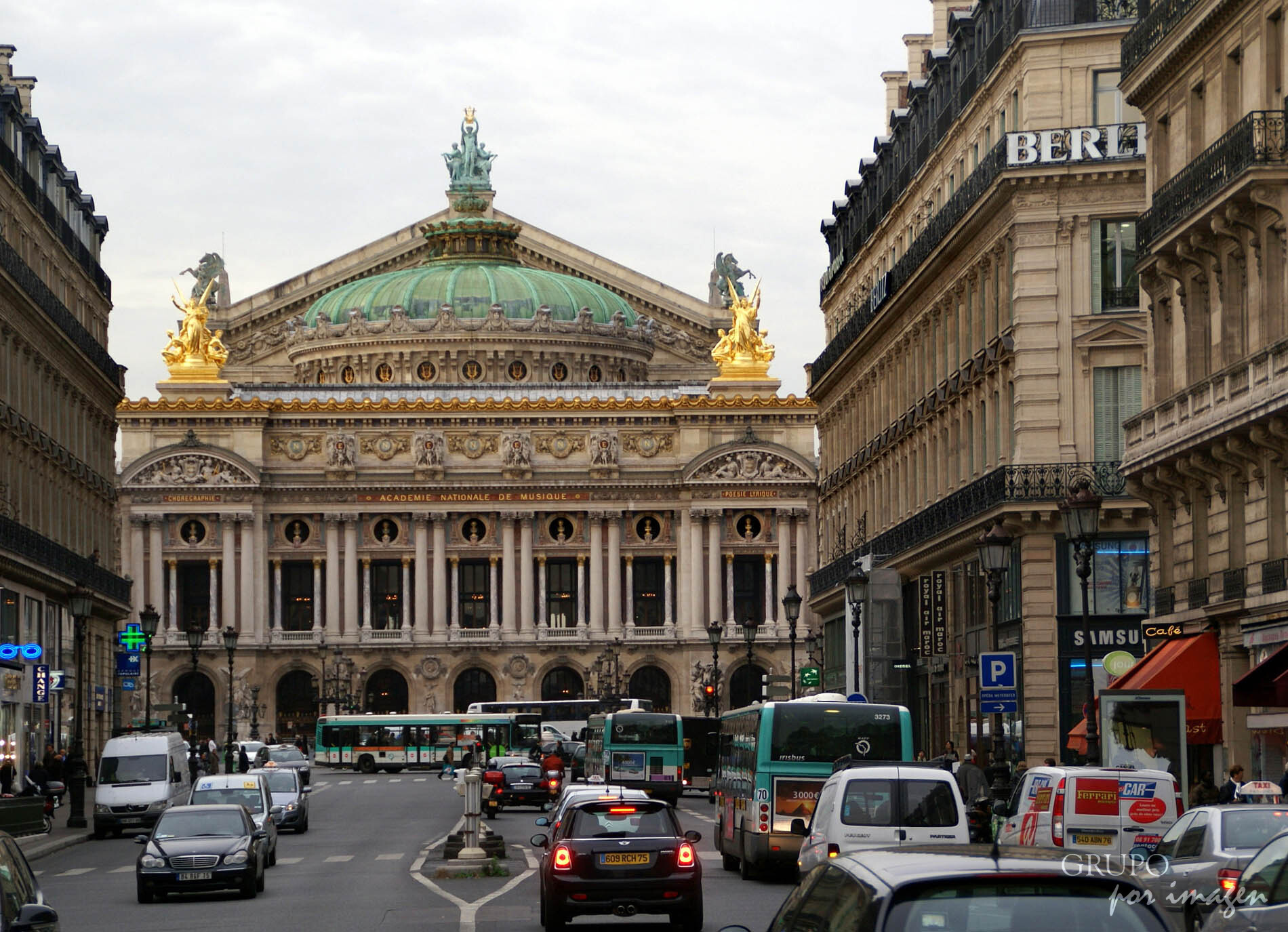 París / Luis Cutín