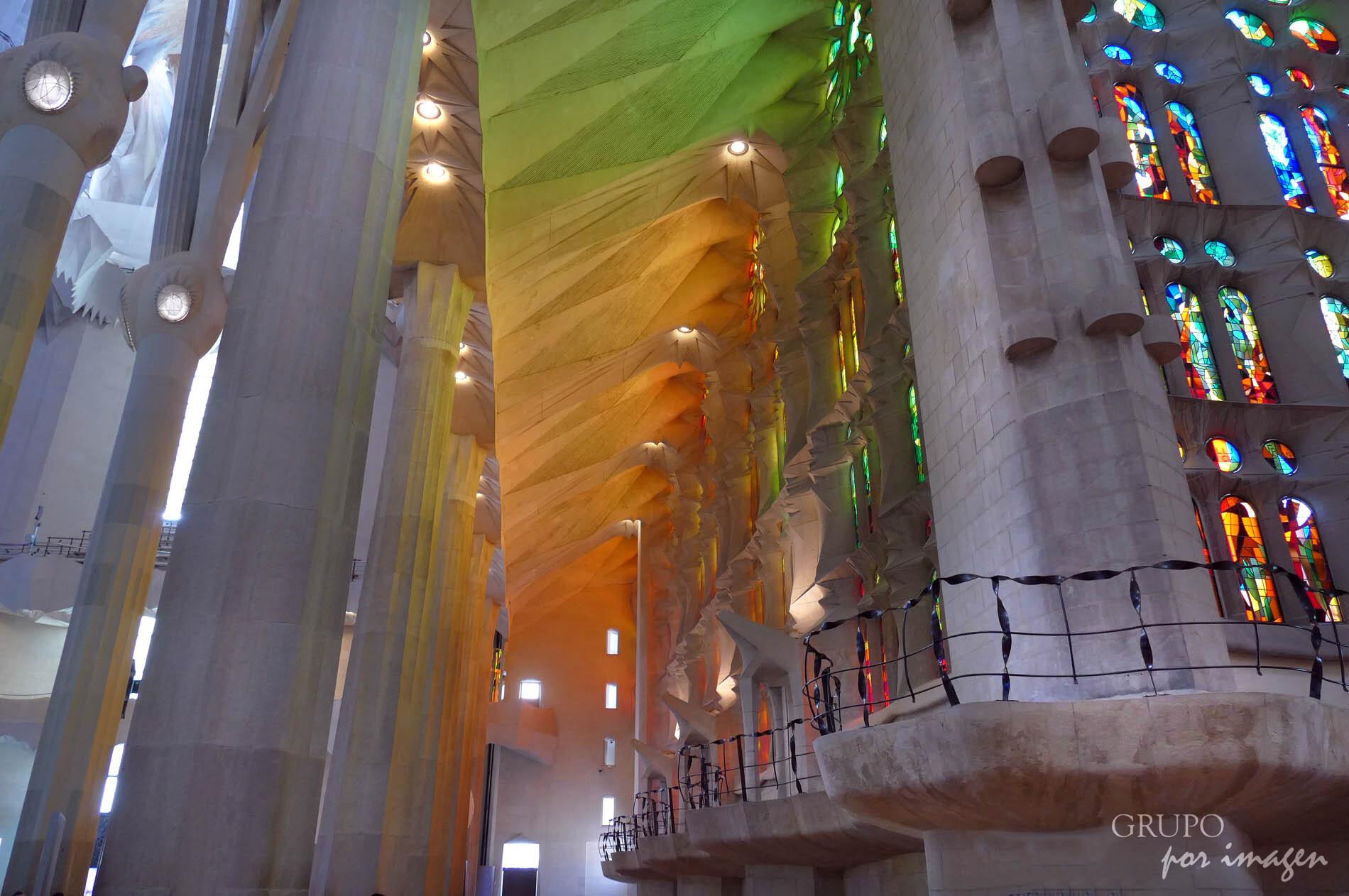 La Sagrada Familia – Barcelona / Efraín David