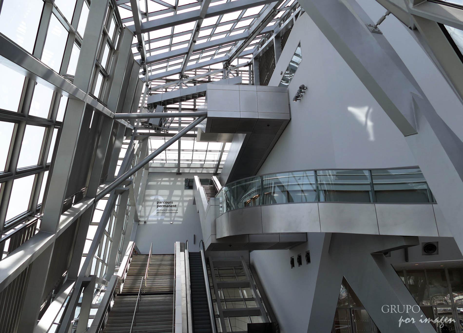 Lyon – Museo de la confluencia / Luis Cutín