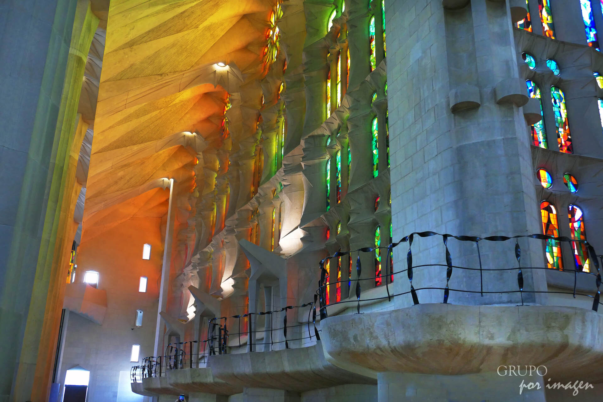 La Sagrada Familia / Efraín David