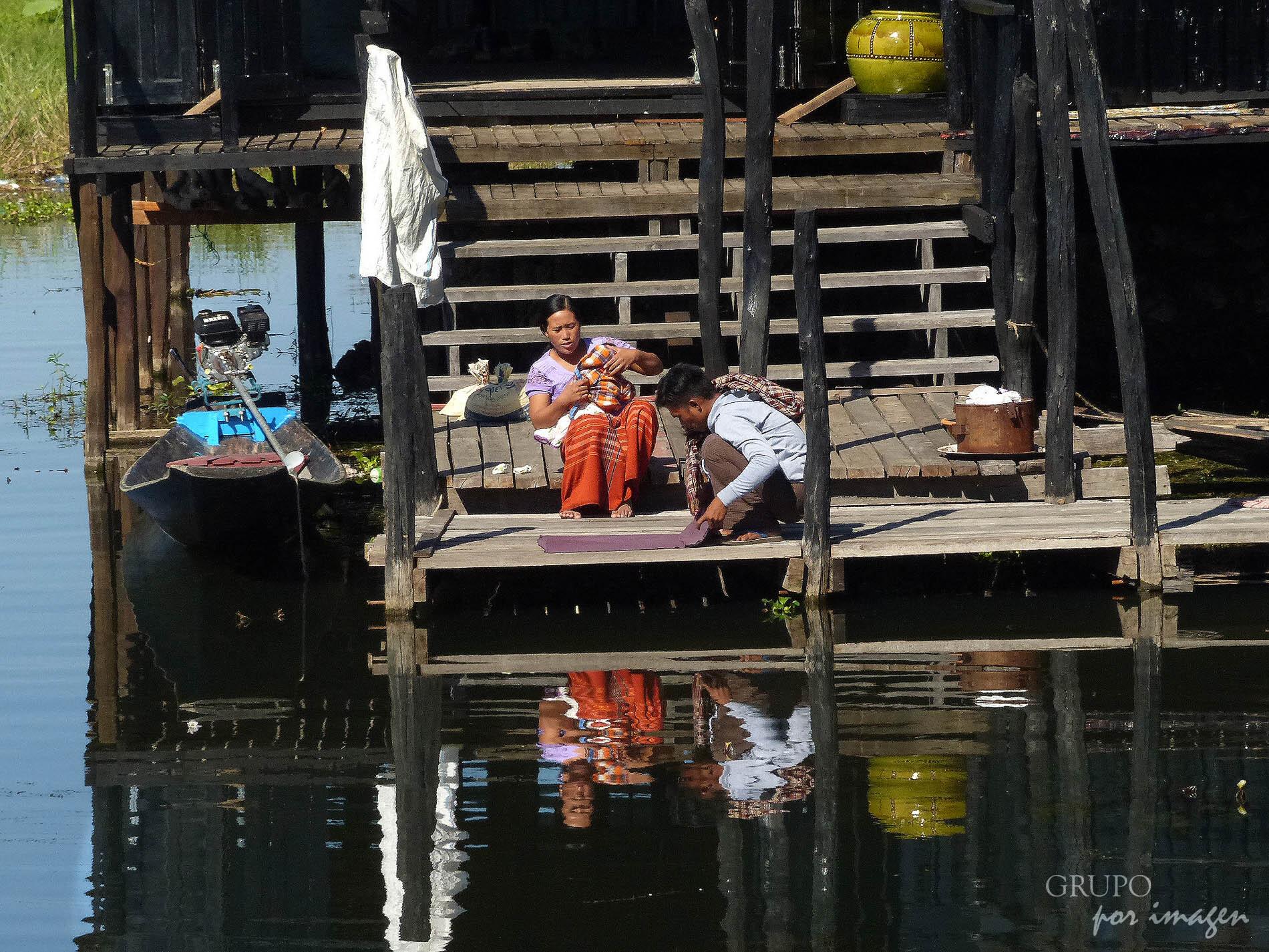 Lago Inle – Myanmar / Luis Cutín