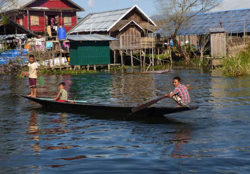 Lago Inle – Myanmar (ex Birmania)