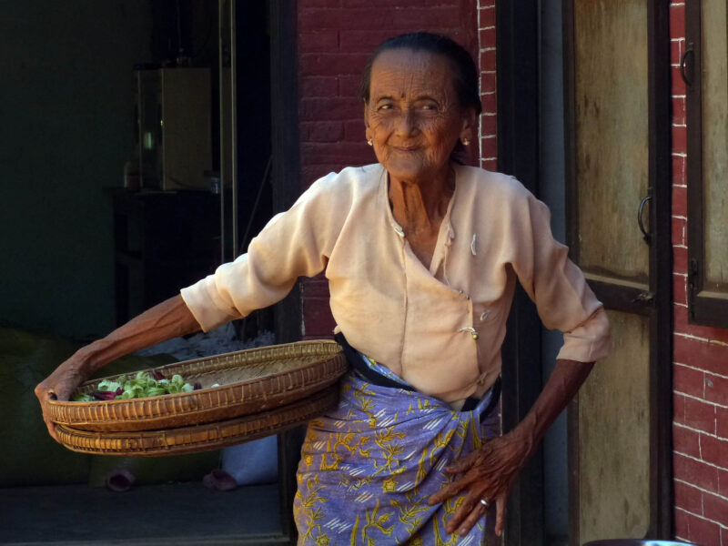 BAGAN (Myanmar) Y SU GENTE