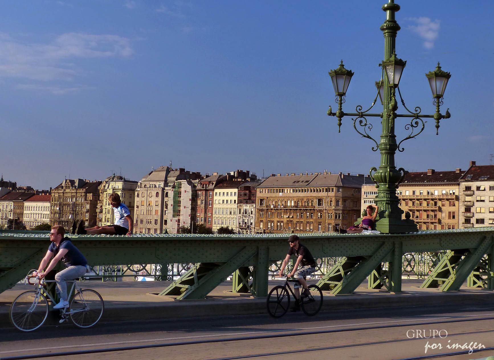 Budapest / Efraín David